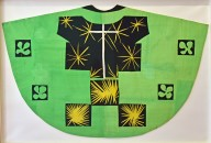 Model for the Green Chasuble (Front)