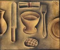 Cutlery (Still Life with Cutlery)