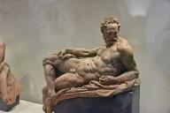Twilight [copy after Michelangelo]