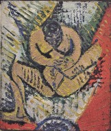Small Seated Nude