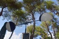 Wind signal (spheres)