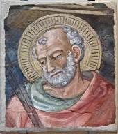 Fresco Fragment of Saint Jude the Apostle