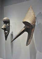 Barak Mask from Kairiru Island