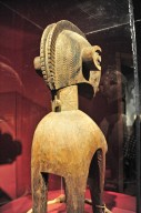 Headdress (Shoulder Mask), Female Bust (D'mba)