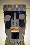 Kru Mask from Côte d'Ivoire