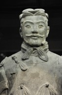 Mausoleum of the First Qin Emperor, High-Ranking Officer (General)