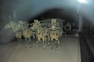 Mausoleum of the First Qin Emperor, Bronze Chariots