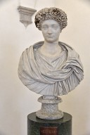 Bust of Julia Flavia, Daughter of Titus