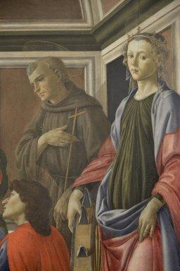 Madonna and Child with Six Saints (Sant'Ambrogio Altarpiece)