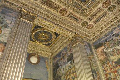 Magi Chapel Ceiling