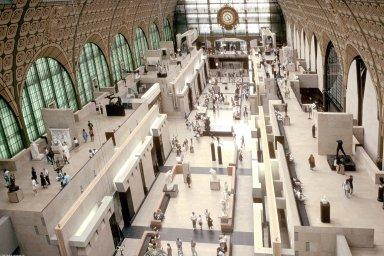 Musée d'Orsay, Musée d'Orsay