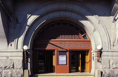 Auditorium Building, Auditorium Building