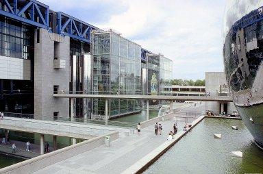 Cité des Sciences et de l'Industrie, Cité des Sciences et de l'Industrie