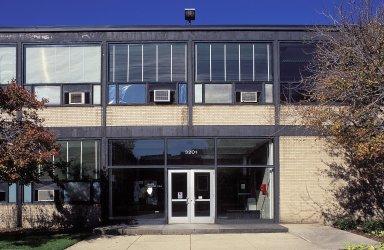 Alumni Memorial Hall, Alumni Memorial Hall