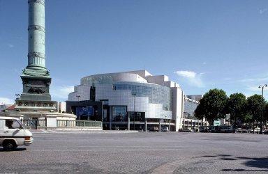 Opéra de la Bastille, Opéra de la Bastille