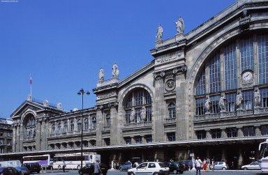 Gare du Nord, Gare du Nord