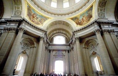 Invalides: Église du Dome, Invalides: Église du Dome