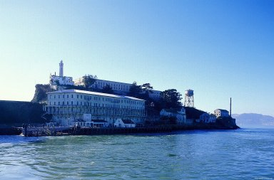 Alcatraz Island: Topographic Views, Alcatraz Island: Topographic Views