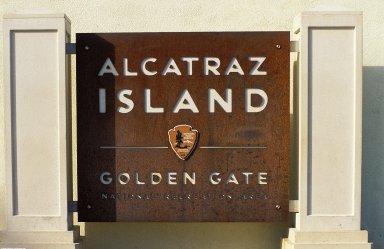 Alcatraz Island: Topographic Views, Alcatraz Island: Topographic Views