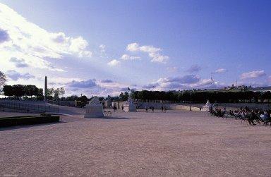 Jardin des Tuileries, Jardin des Tuileries