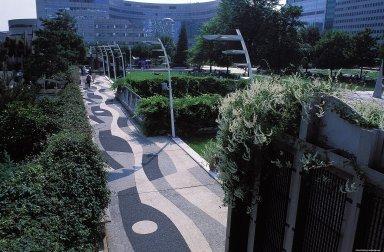 Jardin Atlantique, Jardin Atlantique