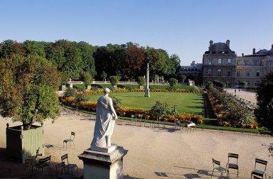 Jardin du Luxembourg, Jardin du Luxembourg
