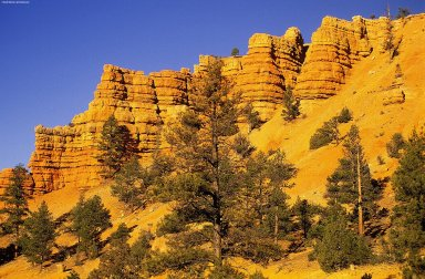 Bryce Canyon: Topographic Views, Bryce Canyon: Topographic Views