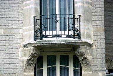 Hôtel Deron-Levent, Hôtel Deron-Levent