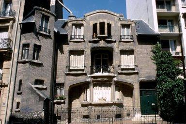 Hôtel Mezzara, Hôtel Mezzara