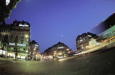 Place de l'Opéra, Place de l'Opéra