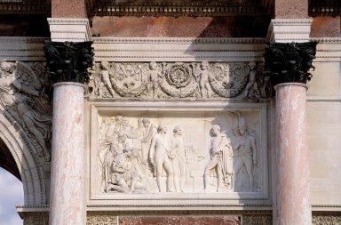 Arc de Triomphe du Carrousel, Arc de Triomphe du Carrousel