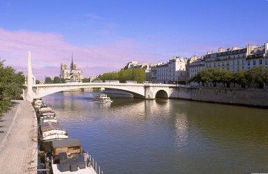 Paris Bridges; Topographic Views, Paris Bridges; Topographic Views