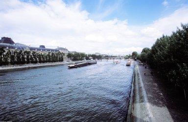 Paris Quays; Topographic Views, Paris Quays; Topographic Views