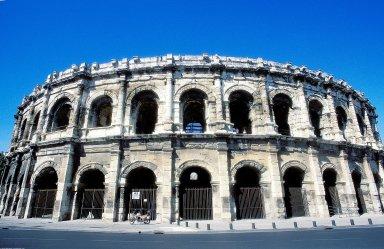 Arena of Nîmes, Arena of Nîmes