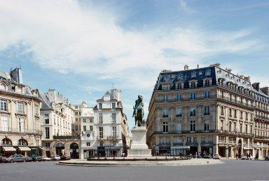 Place des Victoires, Place des Victoires