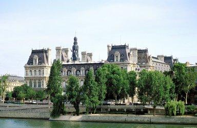 Hôtel de Ville, Paris, Hôtel de Ville, Paris