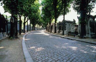Père Lachaise Cemetery, Père Lachaise Cemetery