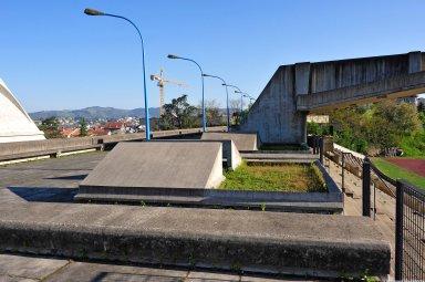 Firminy-Vert Sports Arena, Firminy-Vert Sports Arena