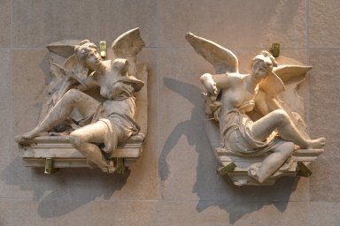 Maquettes of sculptural decoration, Paris Opéra, Maquettes of sculptural decoration, Paris Opéra