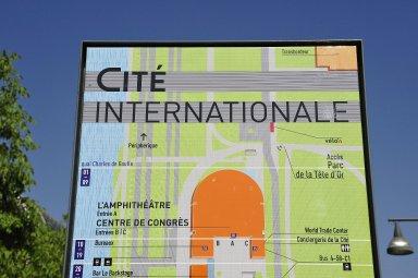 Cité Internationale, Cité Internationale