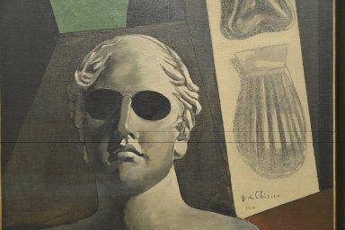 Portrait [prescient] of Guillaume Apollinaire, Portrait [prescient] of Guillaume Apollinaire