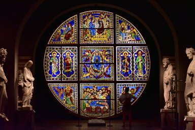 Rose Window from Siena Cathedral