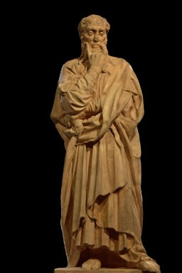 Bearded or Pensive Prophet