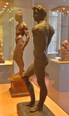 Two Wax Models for David