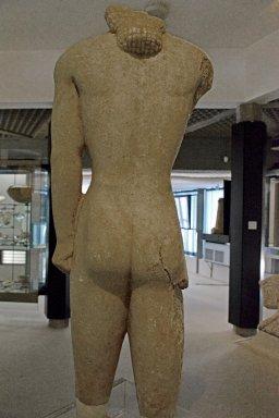 Funerary Statue of a Kouros