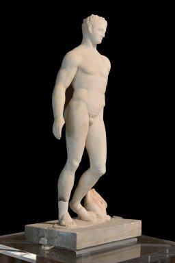 Statuette of Herakles Resting