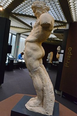 Statue of Priapus