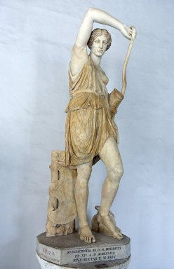 Statue of Wounded Amazon