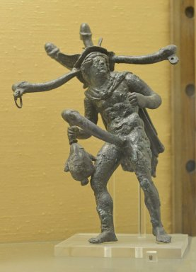 Polyphallic Figurine of the God Mercury