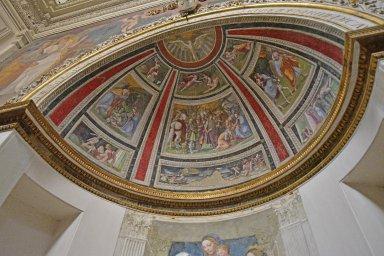 Santa Maria della Pace: Ponzetti Chapel